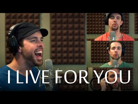 I Live For You  (a cappella) - True Vibe - Chris Rupp (Official Video)