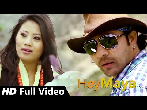 Hey maya feat. Sushma Lama Full HD Video Nepali Song from (Album Rain) by Yash Kumar
