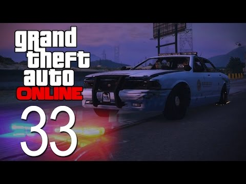GTA 5 Online - Episode 33 - Lost Tires!...