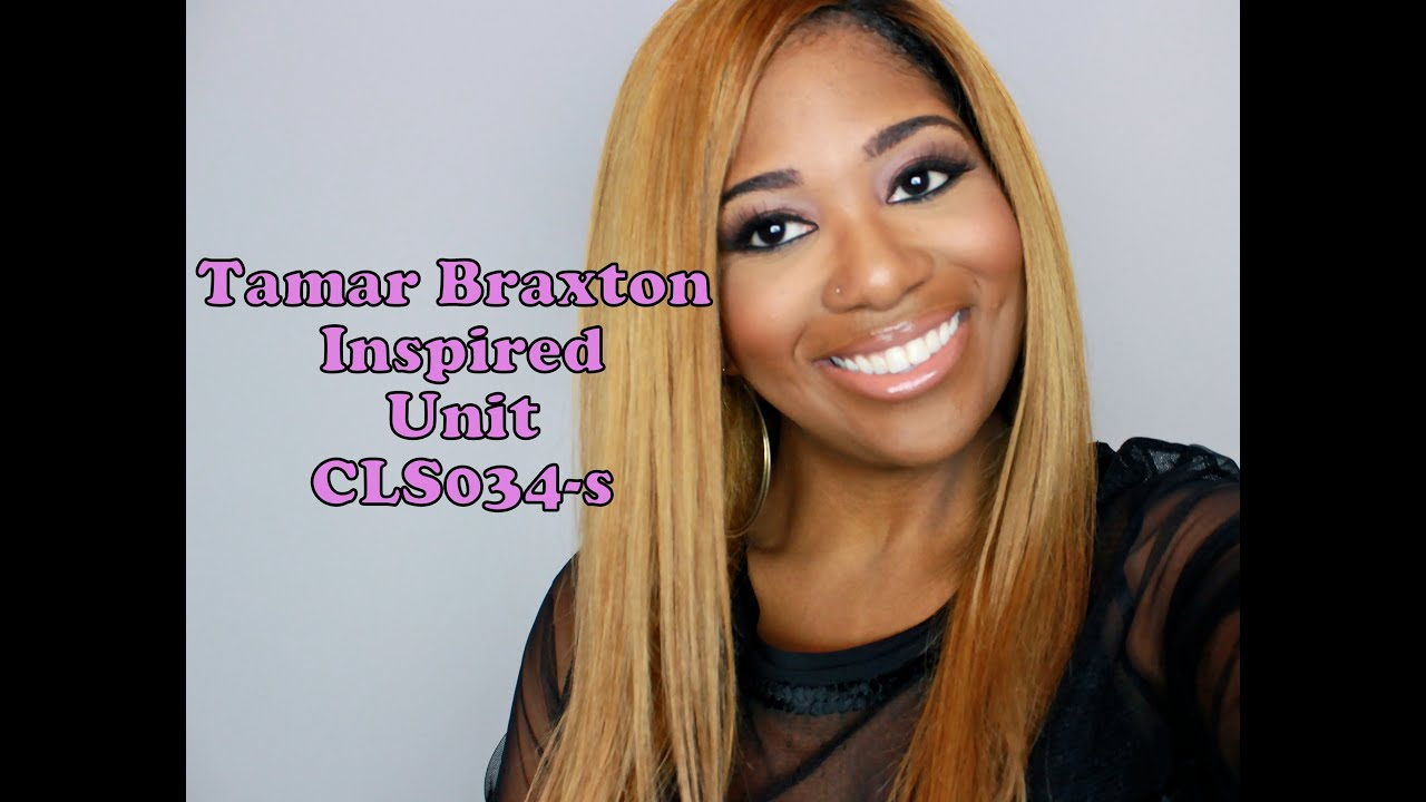 Tamar Braxton Inspired Hair Rpgshow Unit Cls034 S Youtube