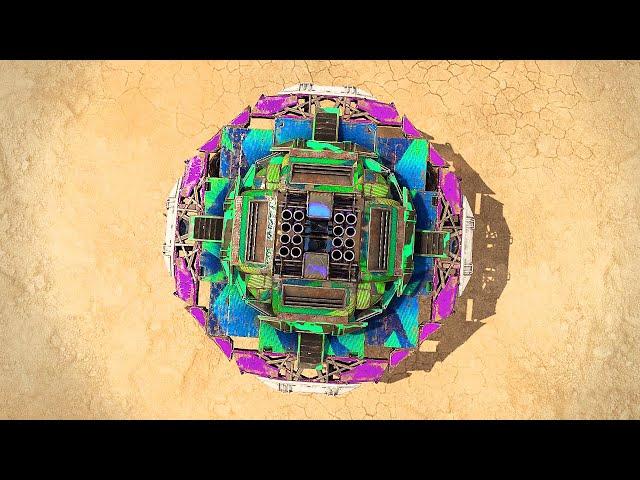 UFO Builds Bring Destruction - Crossout