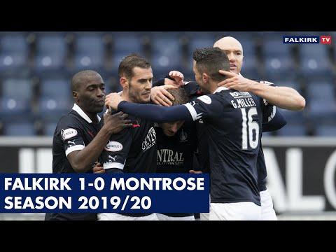 Falkirk Montrose Goals And Highlights