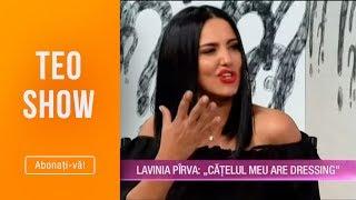 Teo Show (16.10.2019) - Lavinia Pirva, momente jenante in mall!