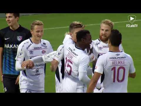 FCLahtiTV: Karjala ottelukooste: FC Inter - FC Lahti 1-6 (0-4) 18.9.2017
