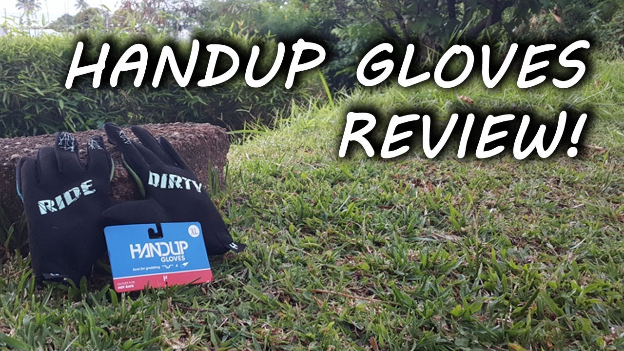Handup Gloves Review!