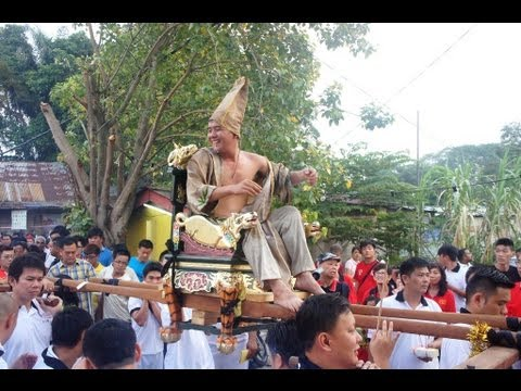 2013 马来西亚 巴生七玉殿庆祝大二爷伯(老七老八)神诞及中元节大游神