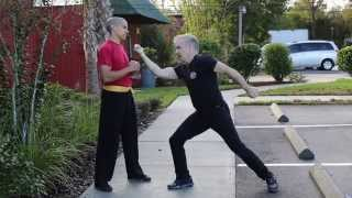 Kung Fu POD Episode 8: Self Defense with special guest Sifu Michael Johnson