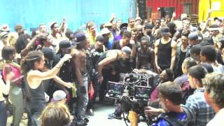 Step Up Revolution Freestylez | THE MOB GOES IN!
