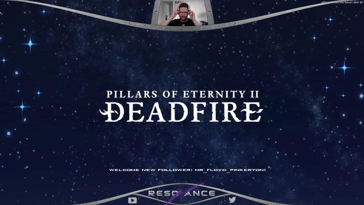 Pillars Of Eternity 2 Test