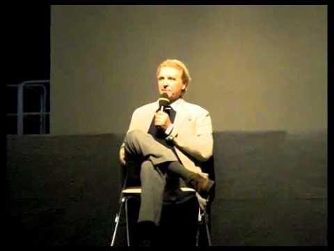 David Rasche Interview (5/6)