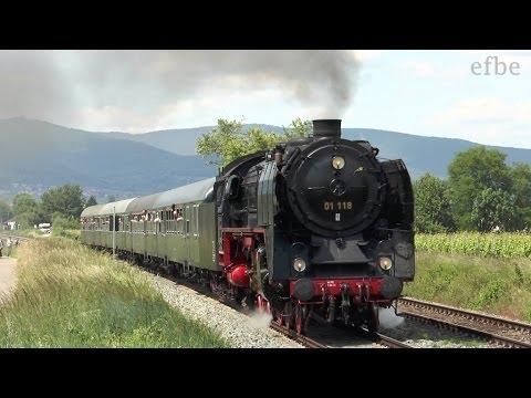 Mit Volldampf nach Landau | Dampfspektakel | 31.05.2014