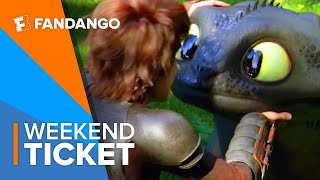 In Theaters Now: How To Train Your Dragon: The Hidden World + 2019 Academy Awards | Weekend Ticket