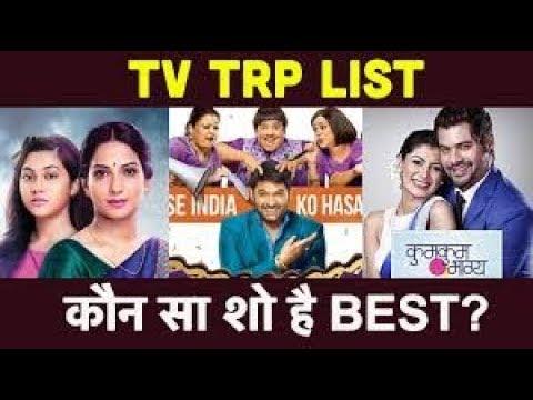 TV Serial TRP Rating List: Kasautii 2, Kapil Sharma Show, Kumkum Bhagya, YRKKH, Kundali Bhagya