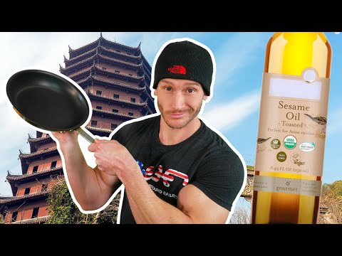 Why I Now Cook with SESAME Oil as Much as Possible (Hidden Benefits)