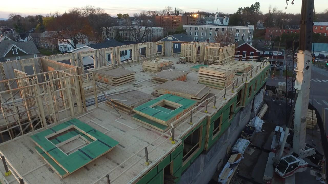City Lights Winooski Construction Update 11 19 2017