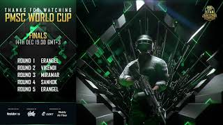 [ARA] PUBG MOBILE STAR CHALLENGE WORLD CUP 2019 | DAY 2 | PMSC WC 2019