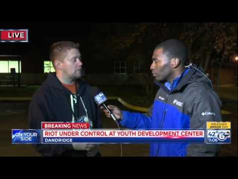Disturbance at Mountain View Youth Development Center