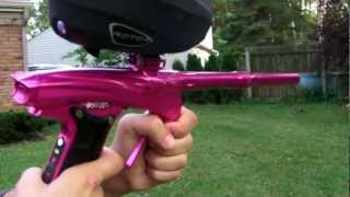 Machine Paintball Vapor *Pooty Edition* Uncapped Full-Auto