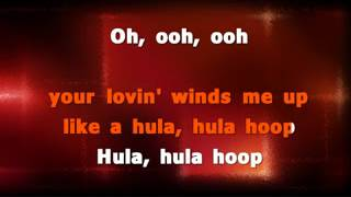 ProSingKaraoke Omi Hula Hoop Karaoke Version And Lyrics x264