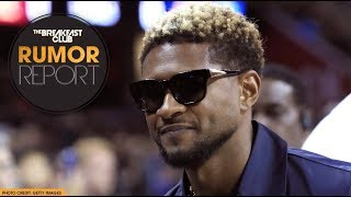 Usher Denies Sleeping With Quantasia Sharpton, Says She Isn't His Type