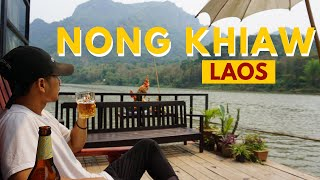 Beautiful Nong Khiaw + Thoughts on First Trip to Laos | Laos Travel Vlog