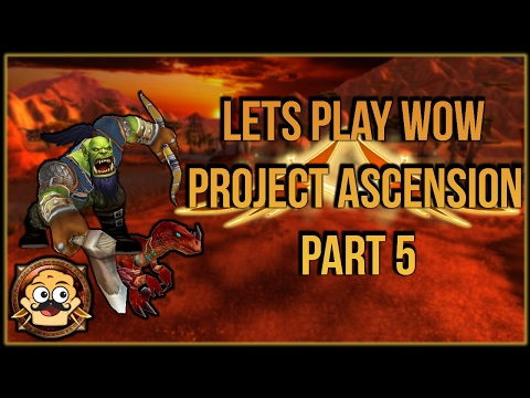 Project Ascension WoW - The Art of Attack Weaving | Lets Play Part 5