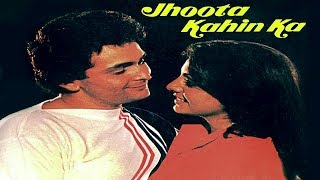Риши Капур-индийский фильм:Такой лжец/Jhoota Kahin Ka (1979г)