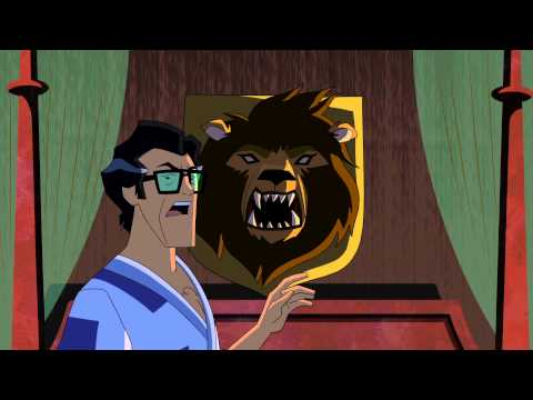 ScoobyDoo! Mystery Incorporated: A Haunting in Crystal Cove  1