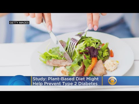 Harvard Study: Plant-Based Diet Might Help Prevent Type 2 Diabetes
