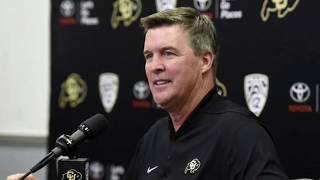 Analysis: Colorado football senior week