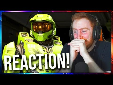 "HALO INFINITE ""DISCOVER HOPE"" LIVE REACTION (EMOTIONAL)"