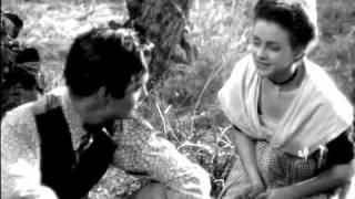 Louis Jourdan & Gisèle Pascal dans L'Arlésienne de Marc Allègret (1942).