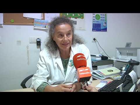 Reportaje vacunación personal de Cruz Roja 15 10 19