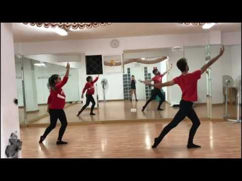 Clase de Danza Contemporánea Nivel Inicial