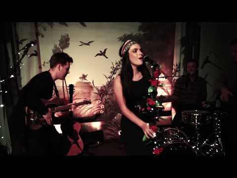 Chris Ah Gee and Jazzella - Superstition (Live @ Orient Bar)