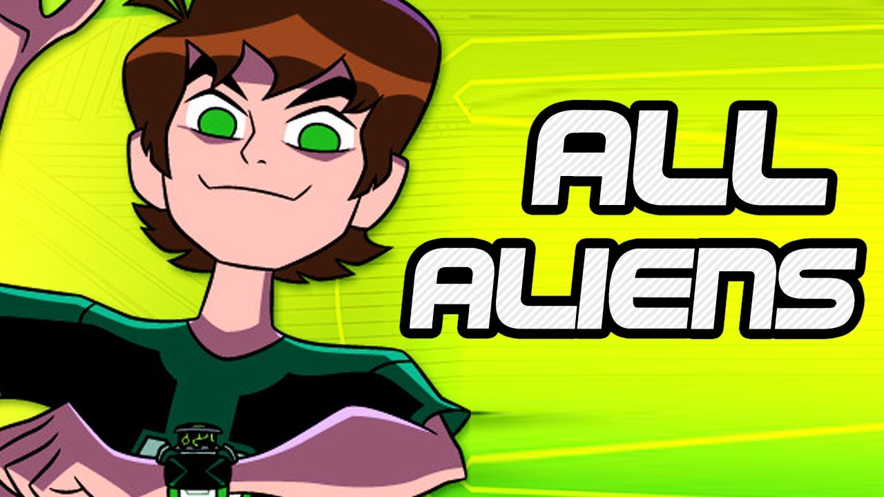 ben 10 omniverse ds 3ds all aliens unlocked youtube