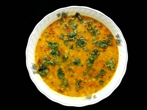 How To Cook Plain Dal