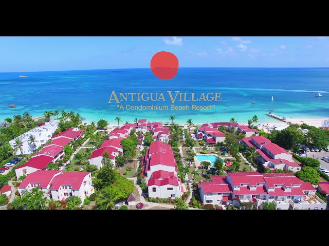 Antigua Village TVC 60 4k (Created by VCMG FILMS)