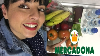COMPRA SEMANAL MERCADONA!