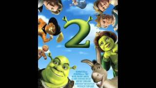 Shrek 2 - i need a hero Jennifer Saunders