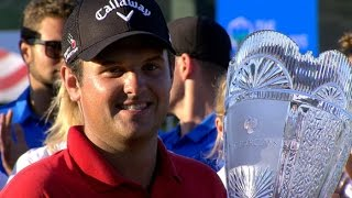 Highlights | Patrick Reed fires 70 in the final round to win The Barclays