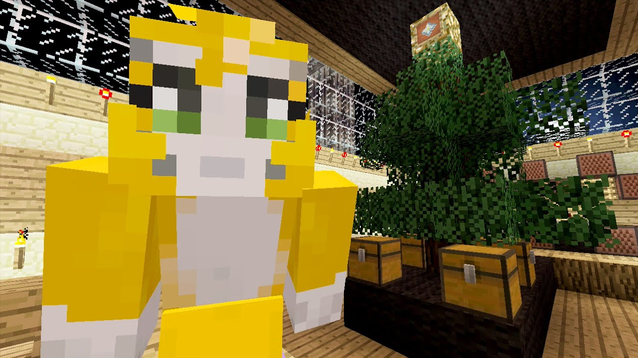 Stampylonghead Christmas.Minecraft Xbox Christmas Traditions 366