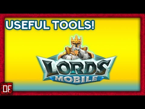 Lords Mobile: Useful Apps That'll HELP SO MUCH!