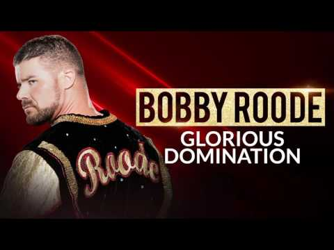 Bobby Roode WWE/NXT Theme Song - Glorious Domination (Official Theme 2016)