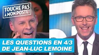 Les questions en 4/3 de Jean-Luc Lemoine : Le récital de Matthieu Delormeau