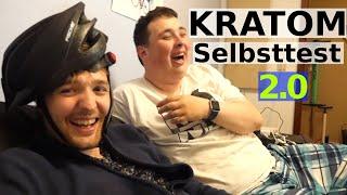 Kratom - zweiter Versuch - Drogentest