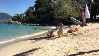 Обновленный пляж Paradise beach на Пхукете январь 2016 года, море, солнце, пляж! Парадайз(Продолжаем отдыхать на пляже Paradise острова Пхукет, Таиланд! Небольшой обзор пляжа Парадайз ===============================..., 2016-01-12T08:51:39.000Z)