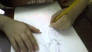 Как Рисовать Монстр Хай Спектру Часть 1