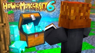 We Finally Made The BEST Armor In Minecraft  - How To Minecraft 1.14 SMP #18 | JeromeASF