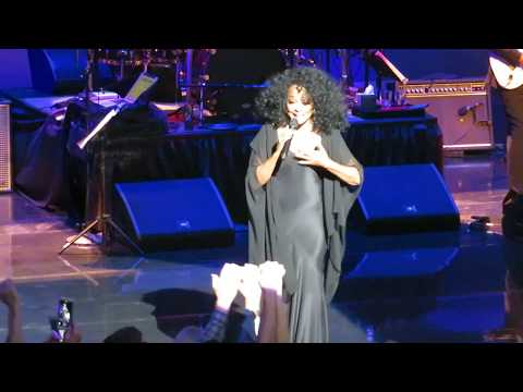 Diana Ross - Reach Out & Touch (with special fan love from 72 yr old fan)